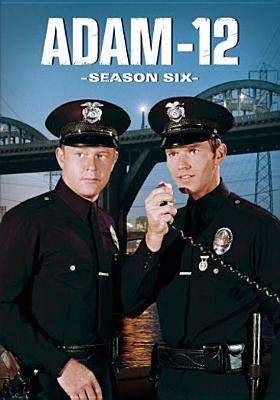 ADAM 12:SEASON SIX BY ADAM 12 (DVD)